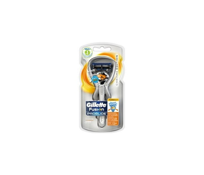 gillette fusion proglide flexball technology