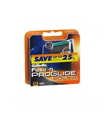 Gillette Fusion Proglide Power ostrza 8 szt.