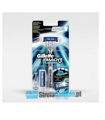 Maszynka Gillette MACH 3 Turbo z 1 wkładem