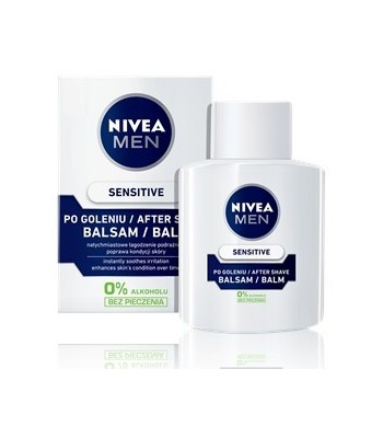 NIVEA FOR MEN Chłodzacy Balsam po goleniu 100ml