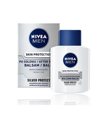 NIVEA FOR MEN Q10 Balsam po goleniu New Energy 100ml