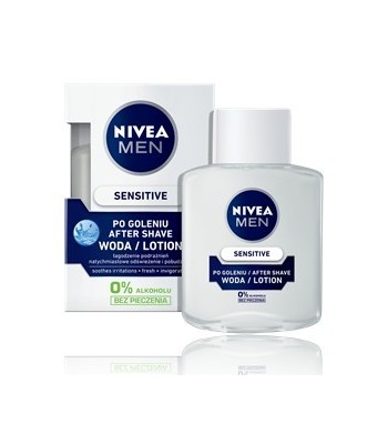 NIVEA FOR MEN Chłodzacy Balsam po goleniu SENSITIVE COOL 100ml