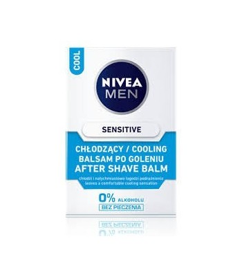 NIVEA FOR MEN COOL KICK Chłodzacy Balsam po goleniu 100ml