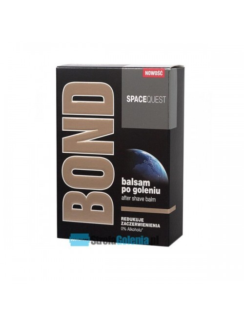 Balsam po goleniu Bond Spacequest