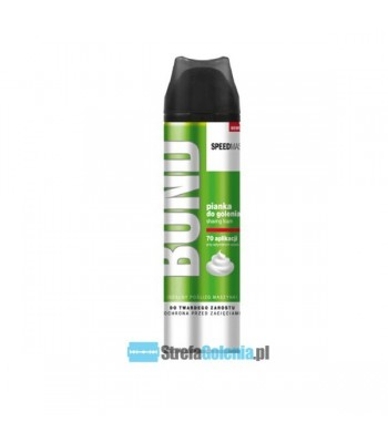 Bond pianka do golenia SPEEDMASTER 200ml+50ml gratis